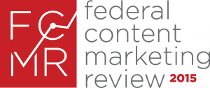 Federal Content Marketing Review Logo
