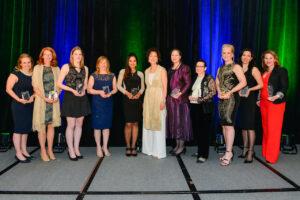 2018 Women in Technology Award Winners